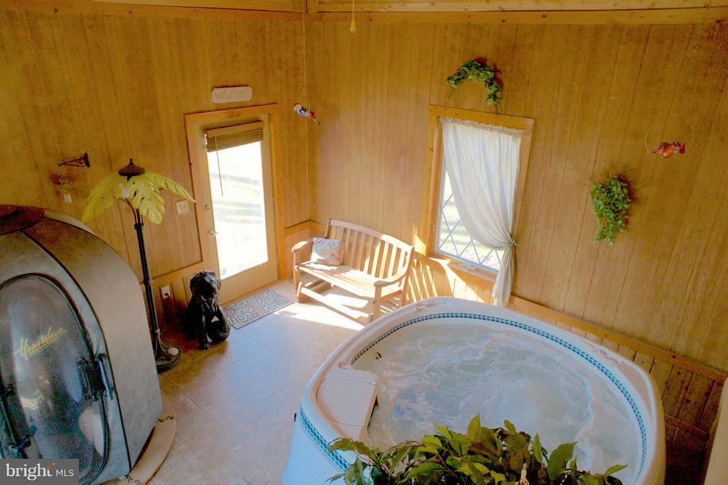 Sauna room - 3970 PANHANDLE RD, FRONT ROYAL