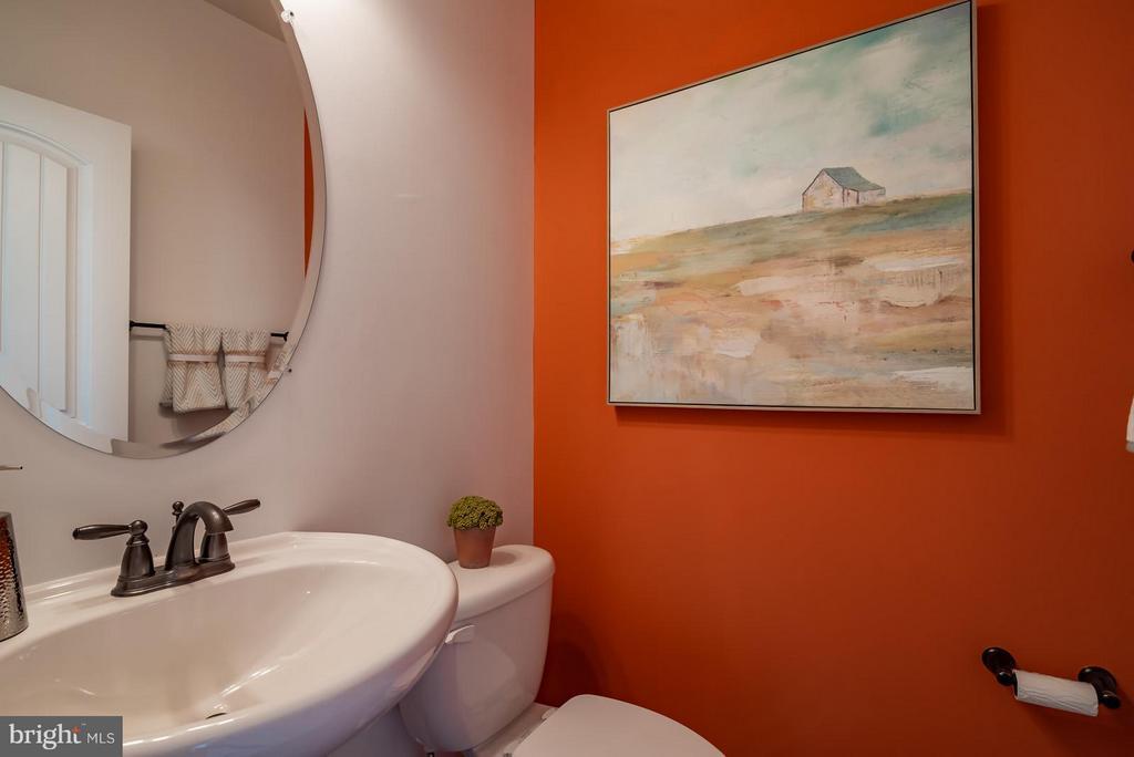 HALF BATHROOM - 0 LOCKSLEY LN, FREDERICKSBURG