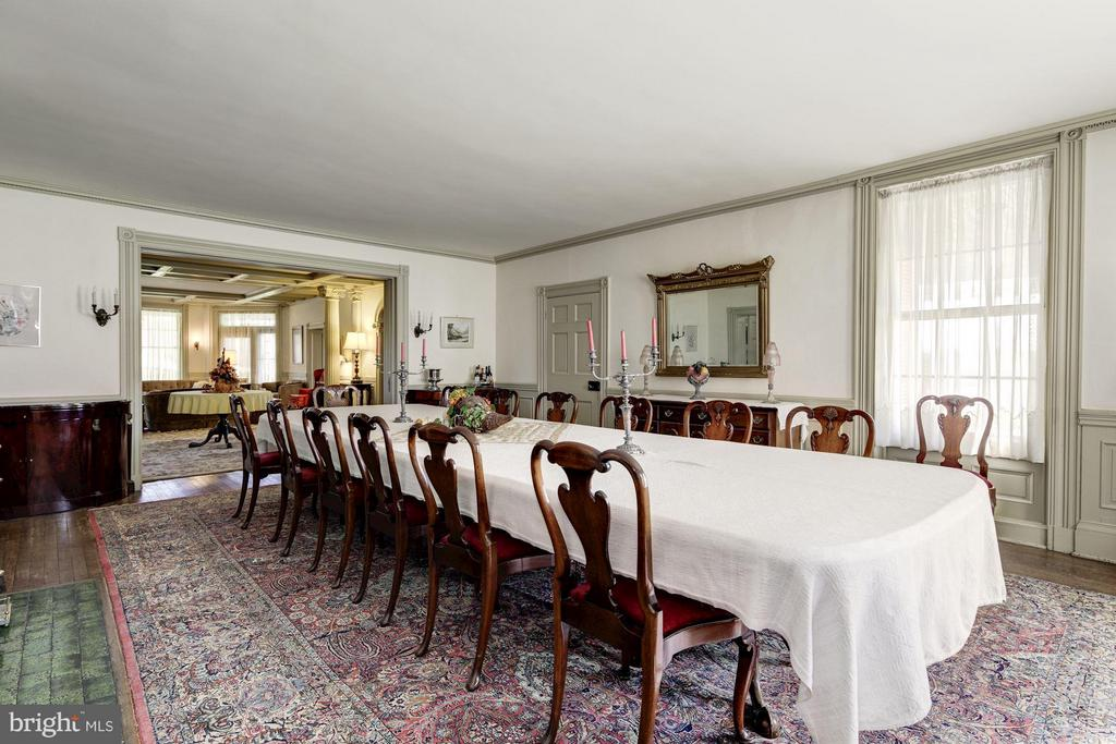 Formal Dining Room - 16449 ED WARFIELD RD, WOODBINE