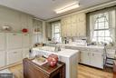 Kitchen - 16449 ED WARFIELD RD, WOODBINE