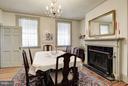 Family Dining Room - 16449 ED WARFIELD RD, WOODBINE