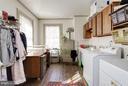 Laundry - 16449 ED WARFIELD RD, WOODBINE