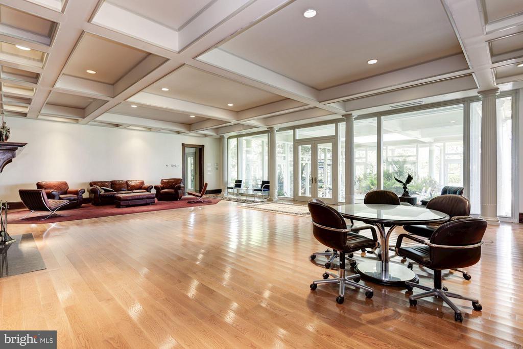 Oakdale Hall 1st Floor - Great Room/Music Room - 16449 ED WARFIELD RD, WOODBINE