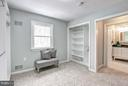 Master Closet (Converted 5th Bedroom) - 7305 BEECHWOOD DR, SPRINGFIELD