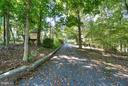 Front yard/drive - 7305 BEECHWOOD DR, SPRINGFIELD