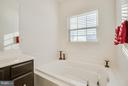 Window over Master Bathroom - 117 SWEETGUM CT, STAFFORD