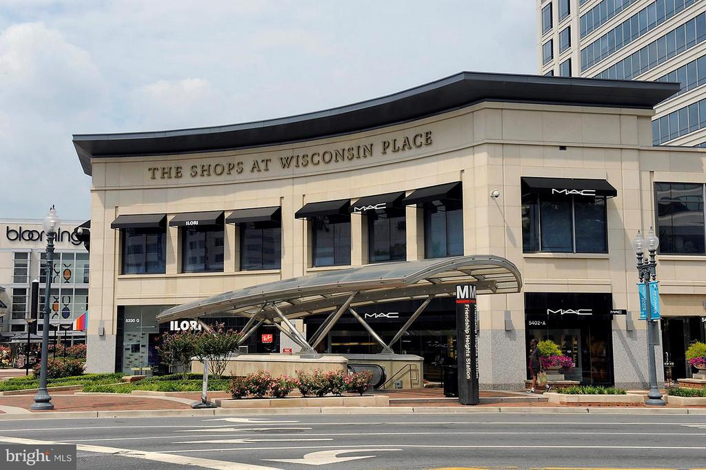 Shops at Wisconsin Place - 4301 MILITARY RD NW #204, WASHINGTON