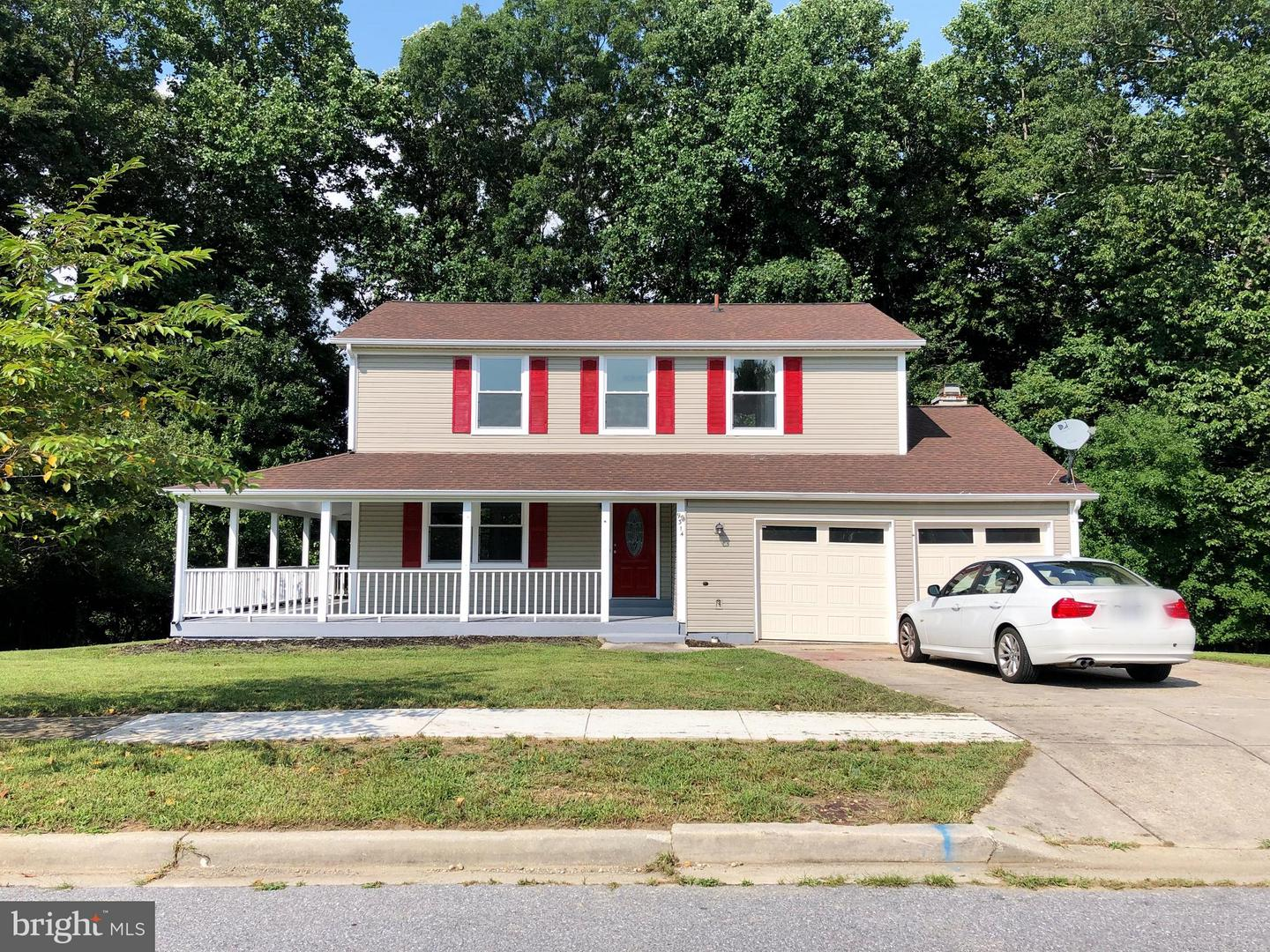 Photo of home for sale at 9314 Fox Run Drive, Clinton MD