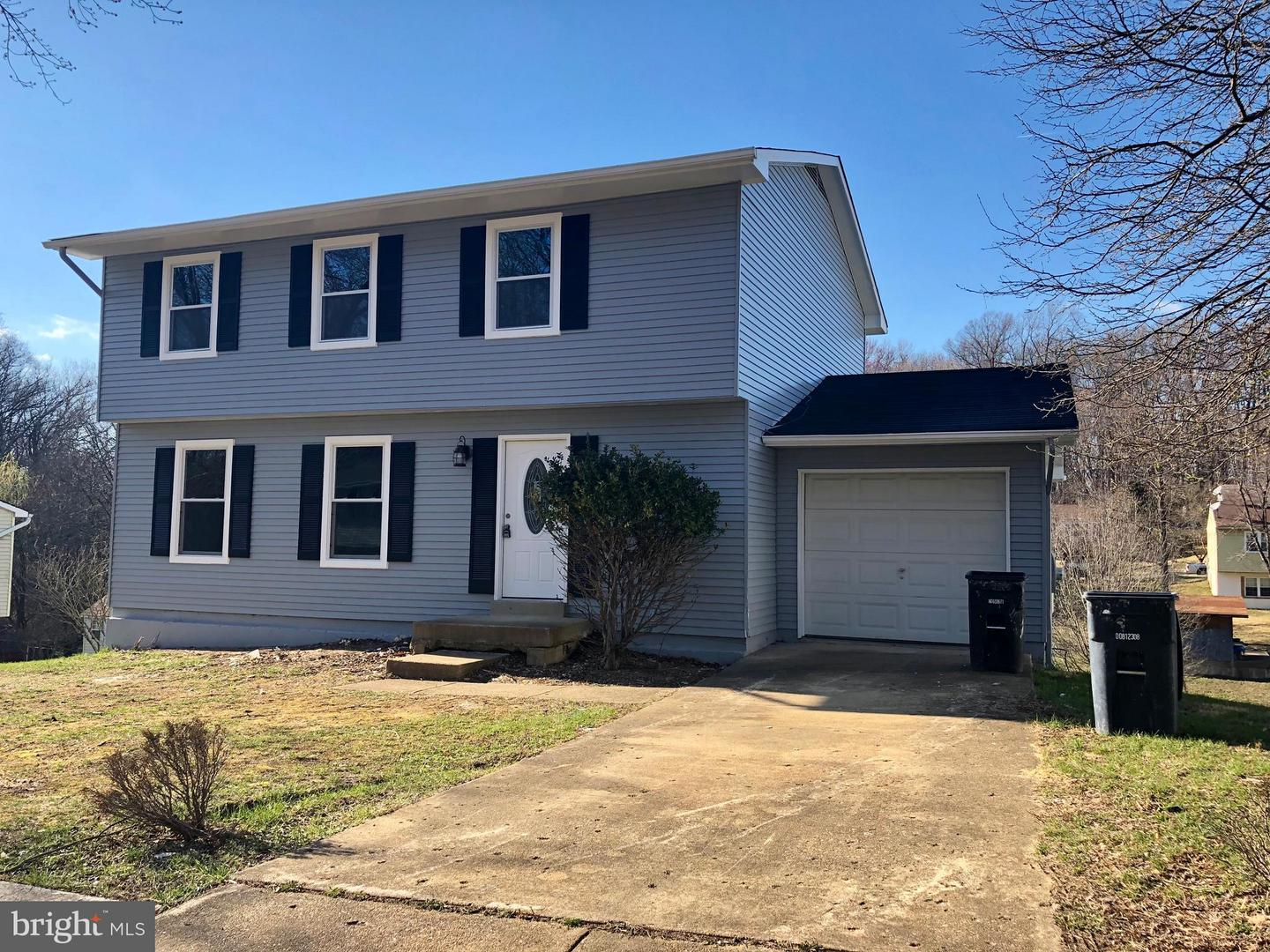 Photo of home for sale at 9515 Blanchard Drive, Fort Washington MD