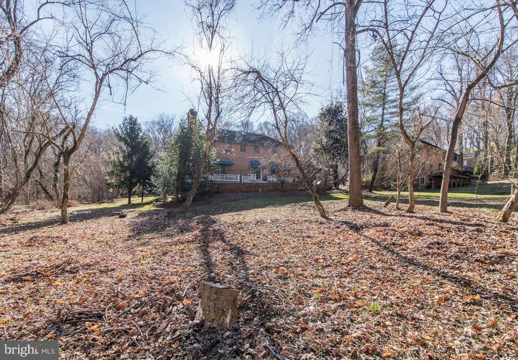 Rear View of home - 4148 ROUND HILL RD, ARLINGTON