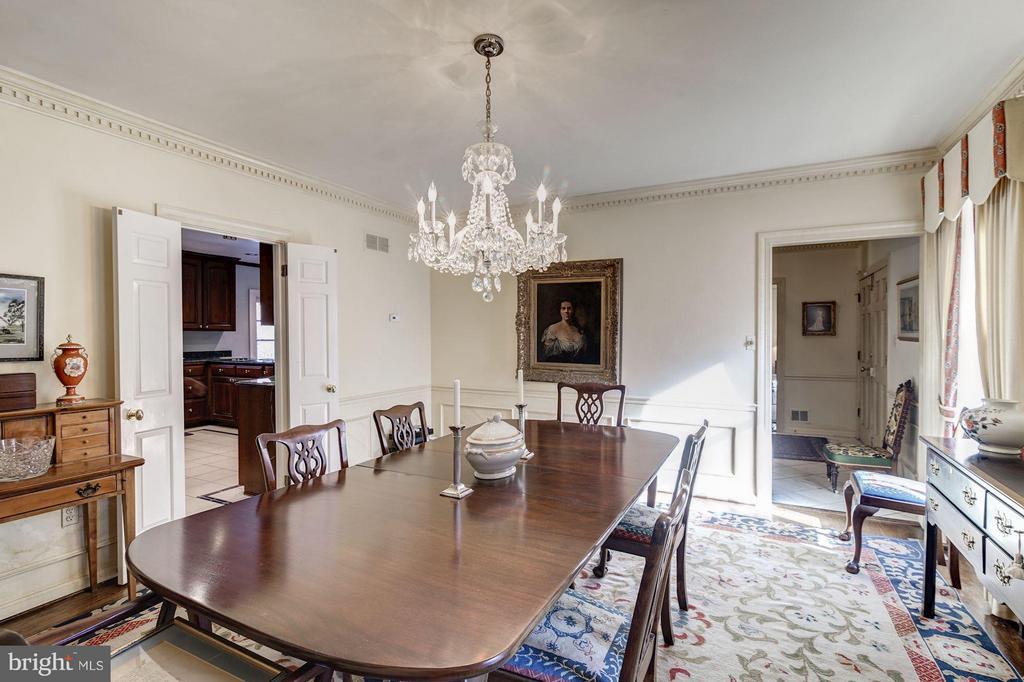 Dining Room - 4148 ROUND HILL RD, ARLINGTON