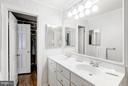 Master Bedroom Bath - 4148 ROUND HILL RD, ARLINGTON