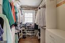 Master Bedroom Walk-in Closet - 4148 ROUND HILL RD, ARLINGTON