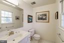 Second Bedroom Powder Room - 4148 ROUND HILL RD, ARLINGTON