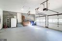 Oversized Two-Car Garage - 4148 ROUND HILL RD, ARLINGTON