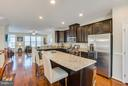 Granite Counter tops - 117 SWEETGUM CT, STAFFORD