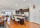 All appliances are Stainless Steel - 117 SWEETGUM CT, STAFFORD
