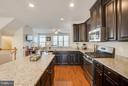 Lot's of Room for Food Prep and Cooking - 117 SWEETGUM CT, STAFFORD