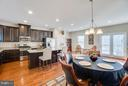 Built-in Microwave - 117 SWEETGUM CT, STAFFORD