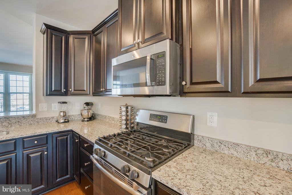 Stainless Steel Gas Range Cooking - 117 SWEETGUM CT, STAFFORD
