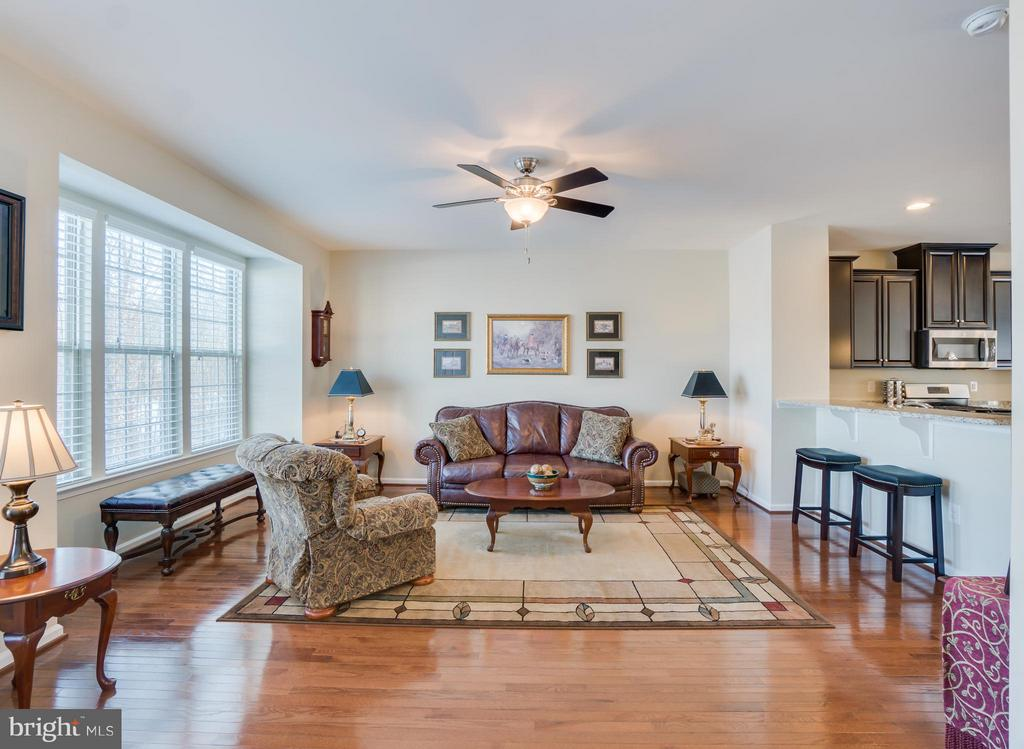 This photo showcases the size/scale of the room - 117 SWEETGUM CT, STAFFORD