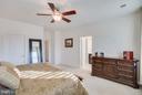 Master Bedroom en suite - 117 SWEETGUM CT, STAFFORD