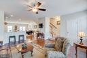 Ceiling Fan - 117 SWEETGUM CT, STAFFORD