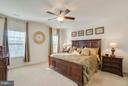 Master Bedroom - 117 SWEETGUM CT, STAFFORD