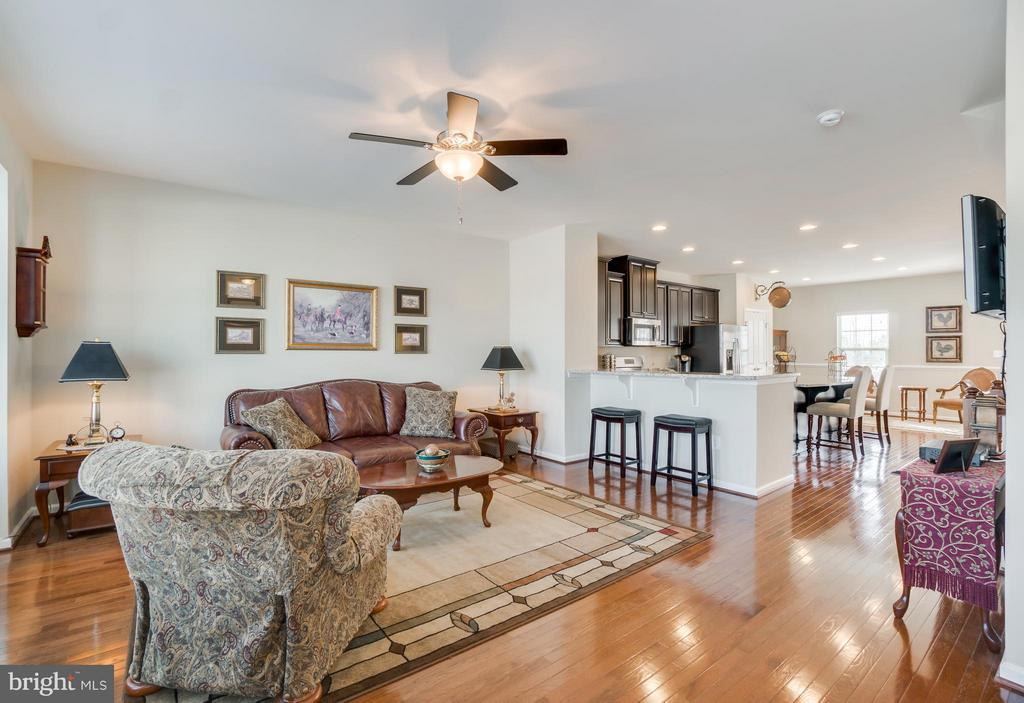 Front To Back Open Concept - 117 SWEETGUM CT, STAFFORD