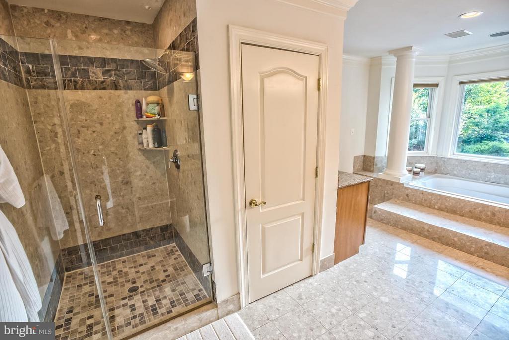 Master bedroom 2 master bath - 534 UTTERBACK STORE RD, GREAT FALLS