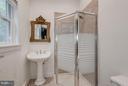 Bath in lower level bedroom - 534 UTTERBACK STORE RD, GREAT FALLS