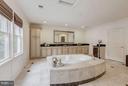 Upper master 1 luxury bath - 534 UTTERBACK STORE RD, GREAT FALLS