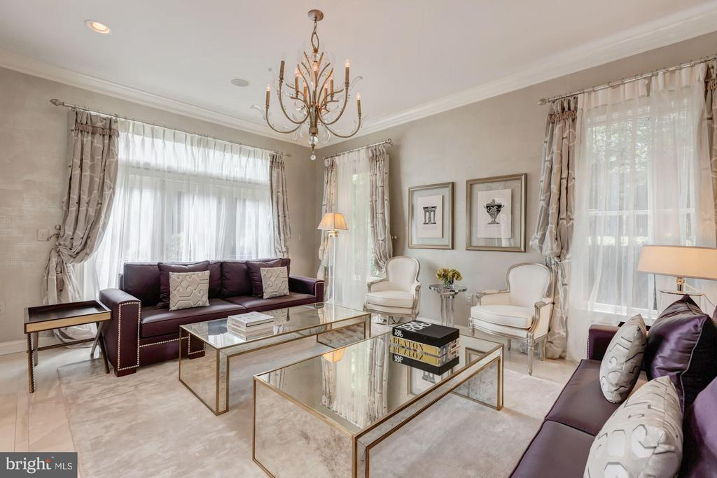 Living room - 534 UTTERBACK STORE RD, GREAT FALLS