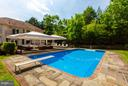 Pool with diving board - 534 UTTERBACK STORE RD, GREAT FALLS