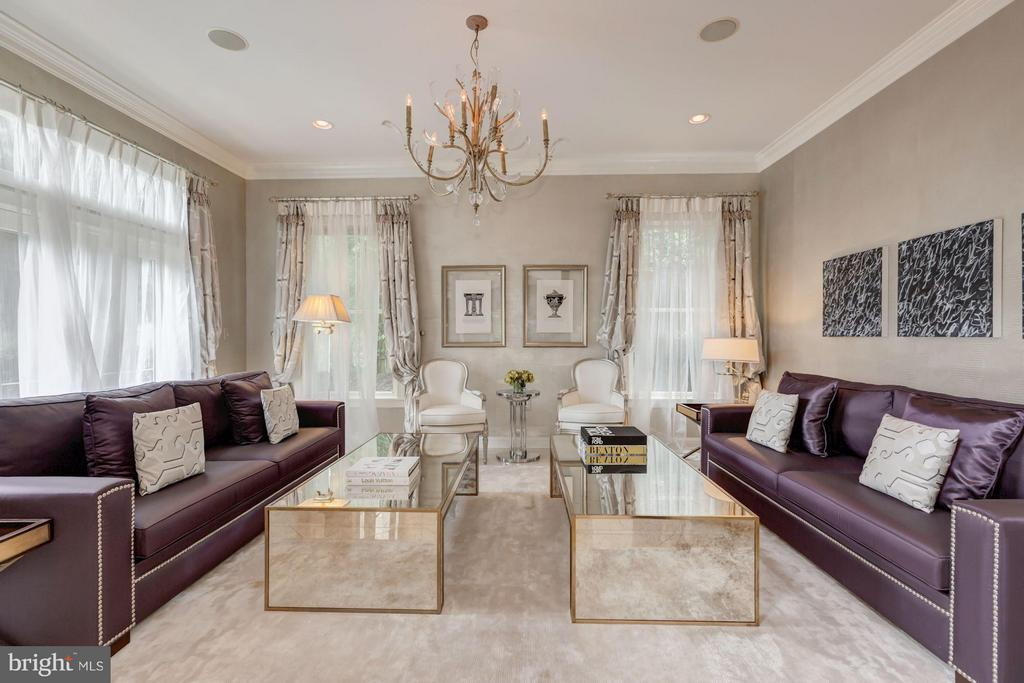 Formal living room - 534 UTTERBACK STORE RD, GREAT FALLS