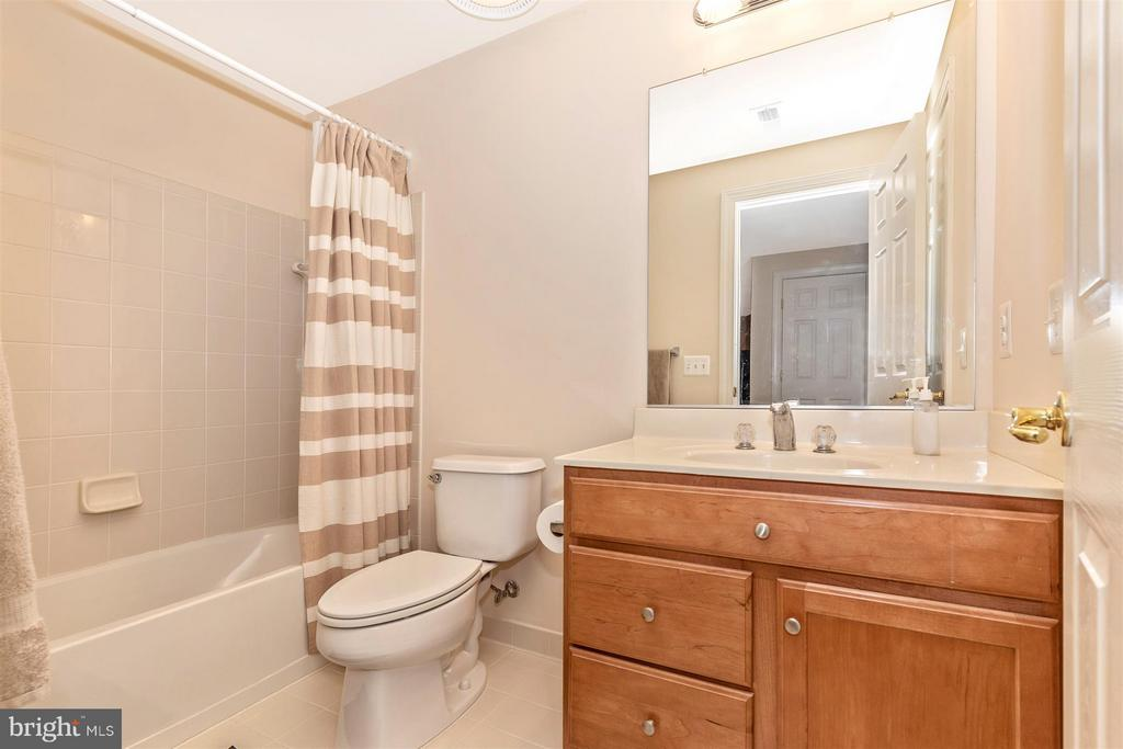 Bathroom #4 on lower level - 4207 MARYLAND CT, MIDDLETOWN