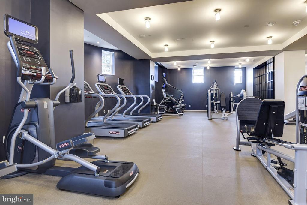Professional Quality Fitness Center - 2660 CONNECTICUT AVE NW #3C, WASHINGTON