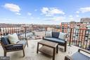 Private Terrace with Panoramic City Vistas - 2660 CONNECTICUT AVE NW #3C, WASHINGTON