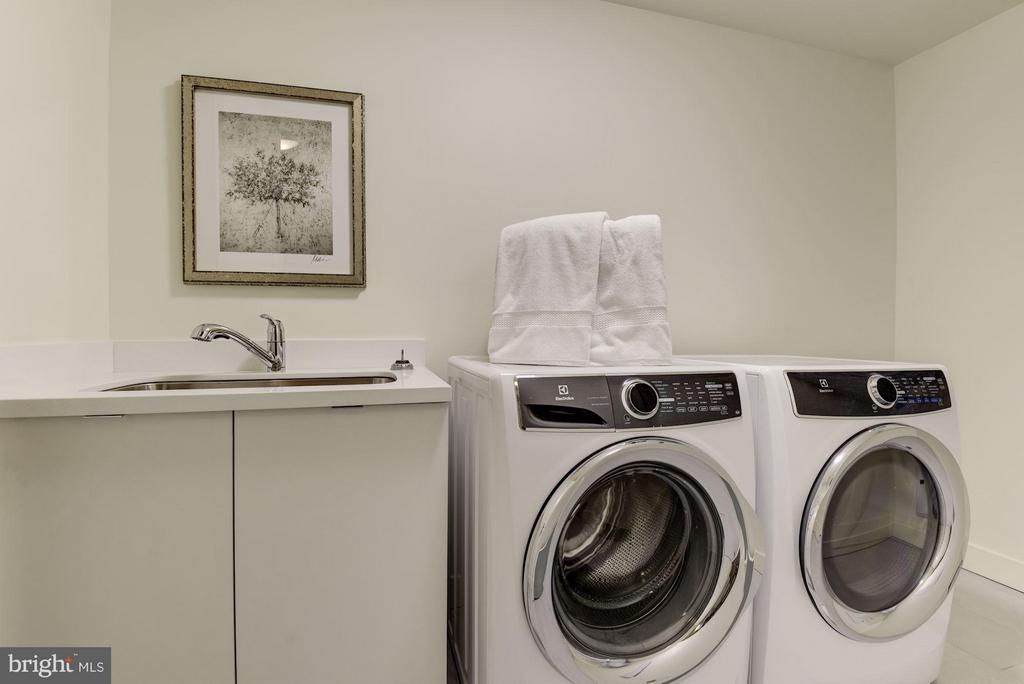 Laundry Room - 2660 CONNECTICUT AVE NW #3C, WASHINGTON