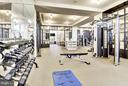 2,000 sq. ft. Fitness Center - 2660 CONNECTICUT AVE NW #3C, WASHINGTON