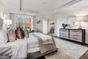 Luxurious Master Bedroom - 2660 CONNECTICUT AVE NW #3C, WASHINGTON