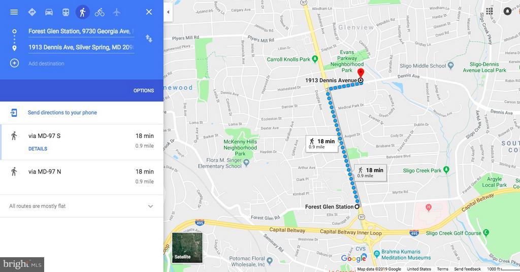 Walking distance to Metro! - 1913 DENNIS AVE, SILVER SPRING