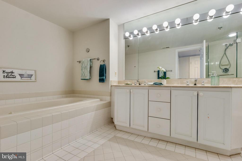 Master Bath - 5809 NICHOLSON LN #1011, NORTH BETHESDA
