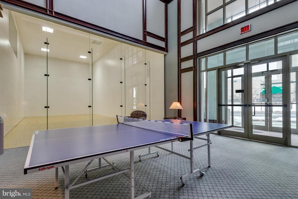 Racquetball Court - 5809 NICHOLSON LN #1011, NORTH BETHESDA