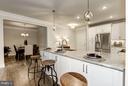 Faircourt Kitchen - 21007 ROCKY KNOLL SQ #103, ASHBURN