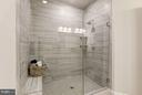 Faircourt Master Bathroom Shower - 21007 ROCKY KNOLL SQ #103, ASHBURN