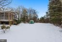 Flat backyar. - 21409 STURMAN PL, BROADLANDS