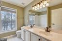 Hall bath - 21409 STURMAN PL, BROADLANDS