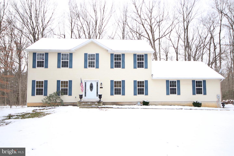 Maison unifamiliale pour l Vente à 529 QUINTON MARLBORO Road Bridgeton, New Jersey 08302 États-UnisDans/Autour: Quinton