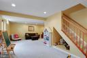 Lower Level - 109 LAKE VIEW WAY NW, LEESBURG